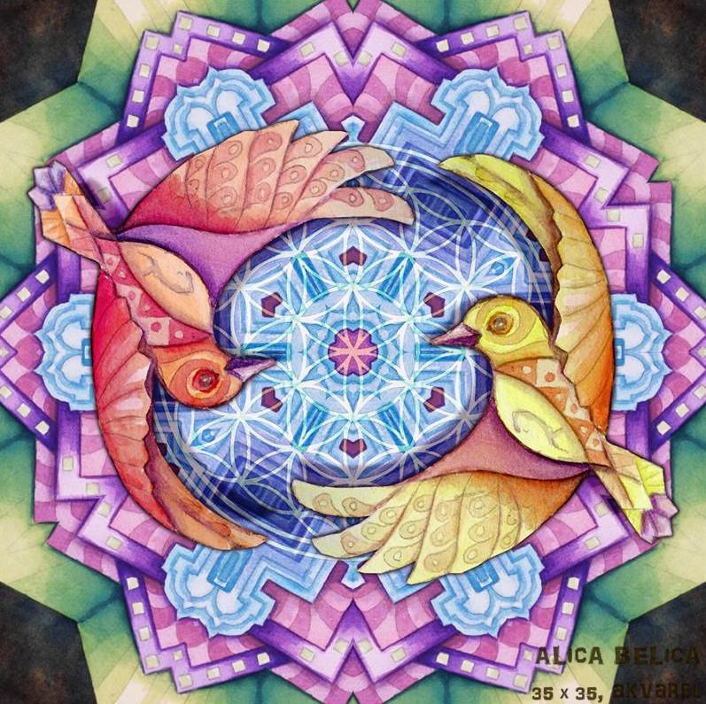 Nech láska krídla roztiahne: Matka Zem